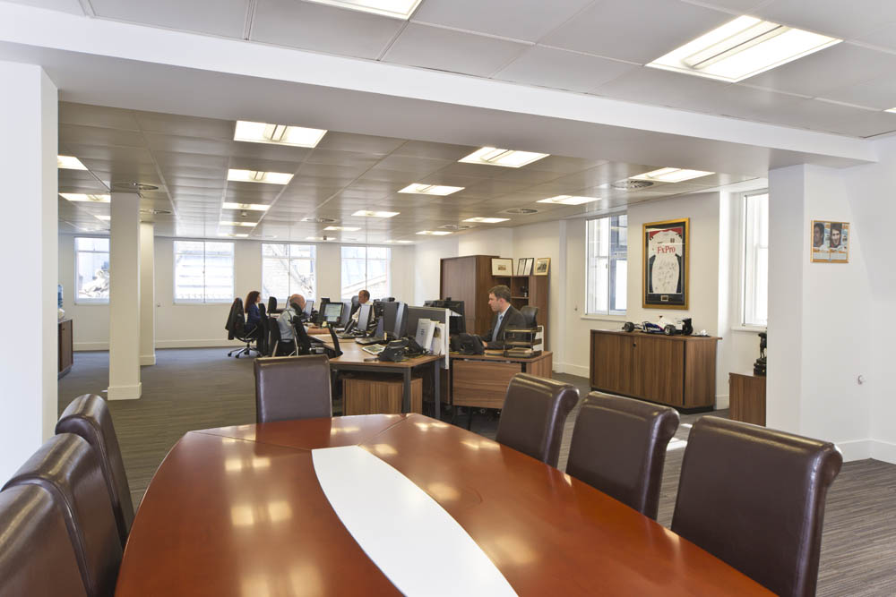 Fxpro Broker London Office