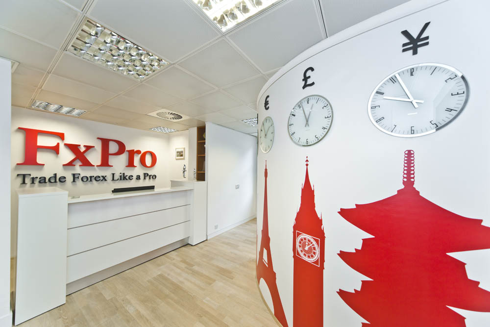 Fxpro UK Office